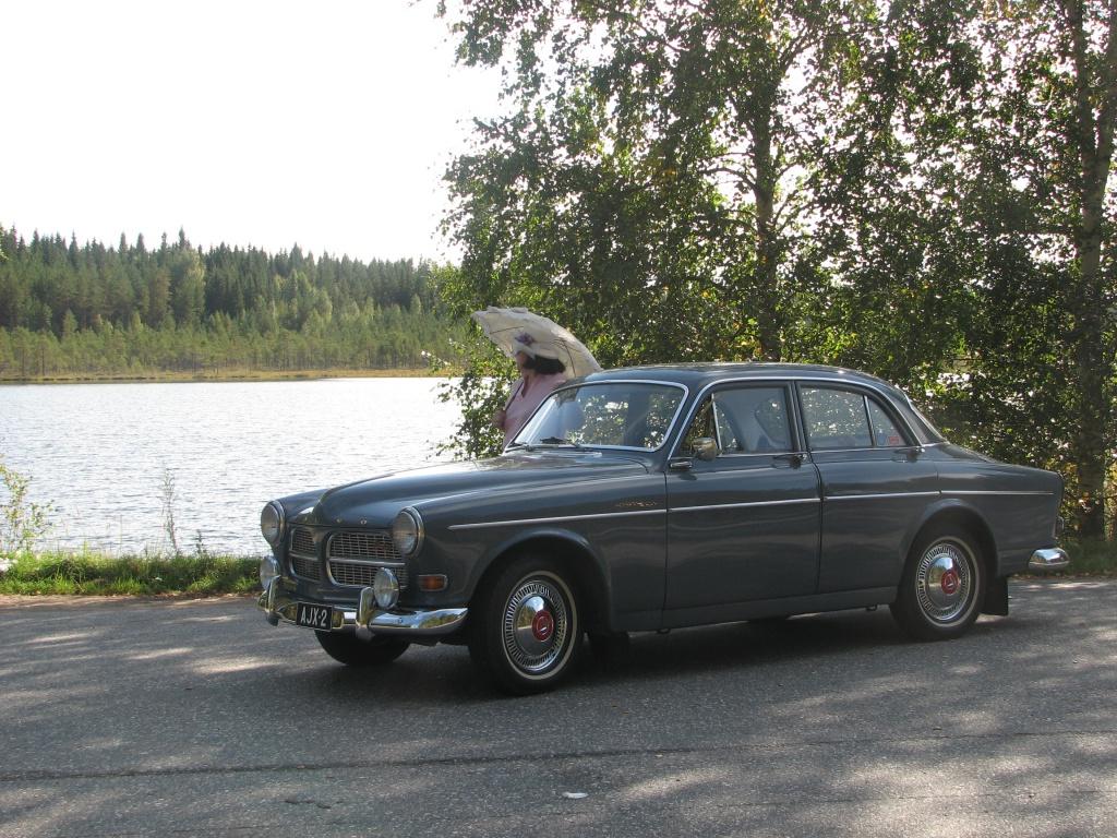 Volvo Amazon 1964.