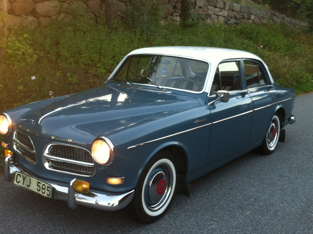Volvo Amazon 1960