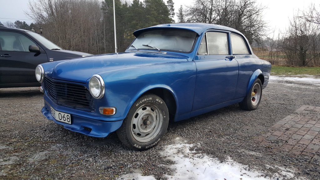 1968 Custom