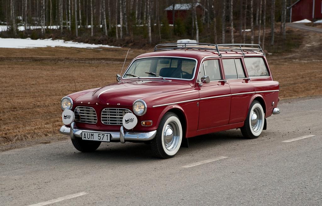 Volvo Amazon 1969