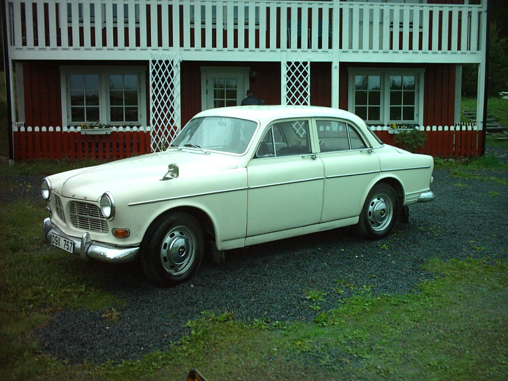 Volvo Amazon 1965 Automatic
